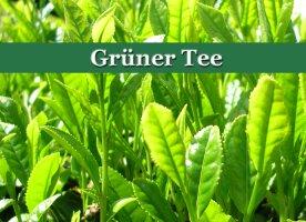 Grüner Tee, rein oder als Mischung, aus Japan, China & Indien