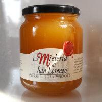 Korianderhonig aus Italien - Miele di Coriandolo
