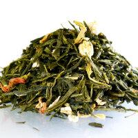 Grüner Tee mit Jasmin Blüten. kbA